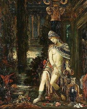 Gustave Moreau: Susanna im Bade