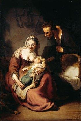 Rembrandt van Rijn: Die heilige Familie