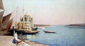 David Dellepiane: An den Ufern des Bosporus