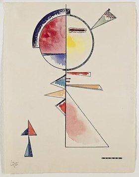 Wassily Kandinsky: Unfester Ausgleich