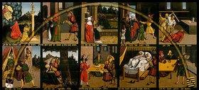 Lucas Cranach d.Ä.: Die zehn Gebote