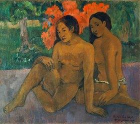 Paul Gauguin: Et l`or de leur corps