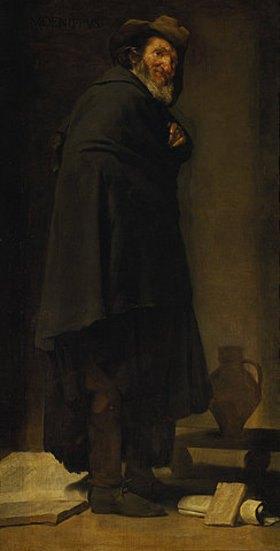 Diego Rodriguez de Velazquez: Der Philosoph Menippus