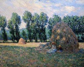 Claude Monet: Im Schatten der Strohhaufen
