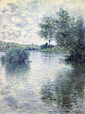 Claude Monet: Die Seine Bei Vétheuil