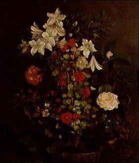 Gustave Courbet: Blumenstilleben