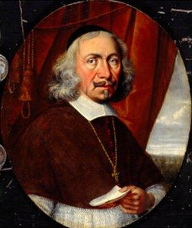 Wolfgang Heimbach: Bildnis Fürstbischof Christoph Bernhard von Galen