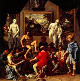 Johann Heiss: Eine Kunstakademie