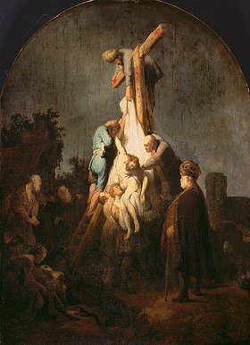 Rembrandt van Rijn: Kreuzabnahme Christi