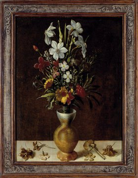 Ludger tom d.J Ring: Blumenstrauß in Vase