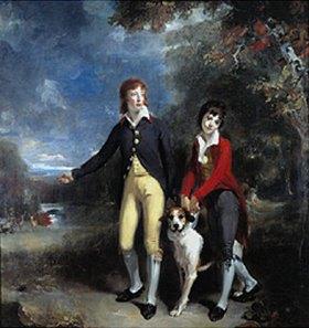 Sir Thomas Lawrence: Die Söhne des 1. Earl Talbot