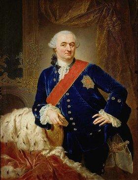 Anna Dorothea Therbusch: Kurfürst Karl Theodor von der Pfalz und Bayern (1724-1799)