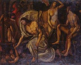 Girolamo da Treviso: Cristo al Limbo