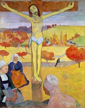 Paul Gauguin: Der gelbe Christus