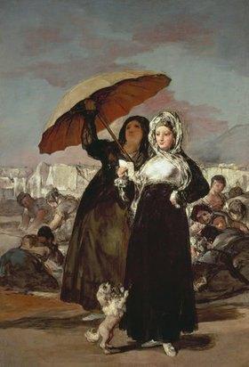 Francisco José de Goya: Der Spaziergang