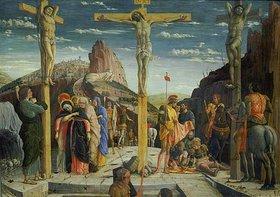 Andrea Mantegna: Die Kreuzigung Christi
