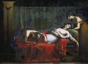 Charles Boulanger Boisfremont: Tod der Kleopatra