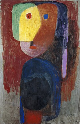 Paul Klee: Figur am Abend