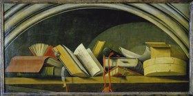 Meister der Verkündigung von Aix: Bücher-Stillleben
