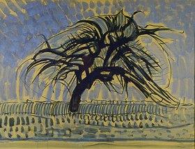 Piet Mondrian: Der blaue Ba