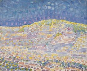 Piet Mondrian: Düne II