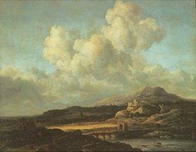 Jacob Isaacksz van Ruisdael: Der Sonnenstrahl