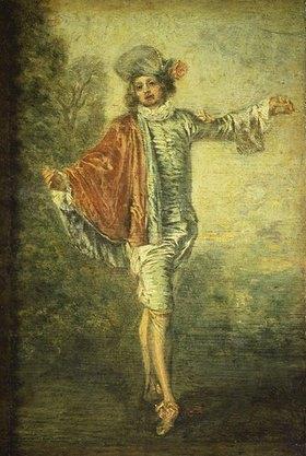 Jean Antoine Watteau: Der Gleichgültige