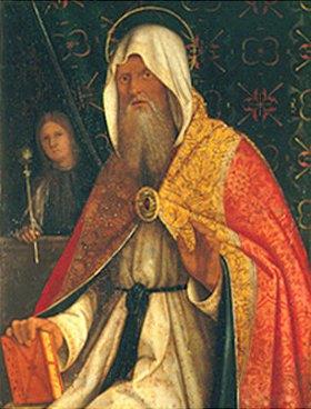Boccaccio (Boccaccino): Der Hl. Matthäus