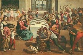 Andrea Boscoli: Die Hochzeit zu Kanaa