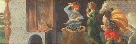 Sandro Botticelli: Altar von San Marco: Das Wunder des Hl. Eligius