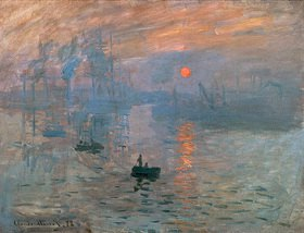 Claude Monet: Impression (Sonnenaufgang)