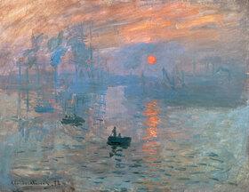 Claude Monet: Impression (Sonnenaufgang)