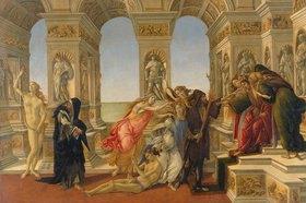 Sandro Botticelli: Die Verleumdung des Apelles