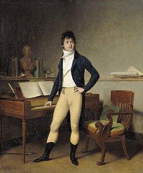 Louis-Léopold Boilly: Bildnis des Komponisten Francois Boieldieu (1775-1834)