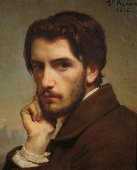 Léon Bonnat: Léon Bonnat, Bildnis des Künstlers
