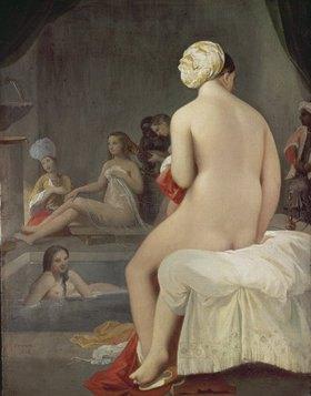 Jean Auguste Dominique Ingres: Die kleine Badende