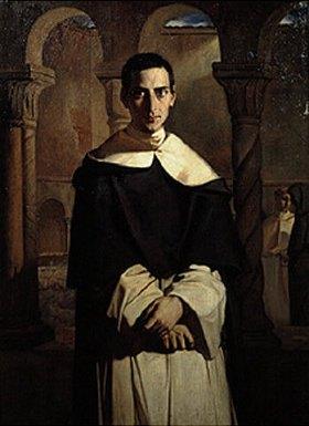 Theodore Chasseriau: Pater Dominique Lacordaire