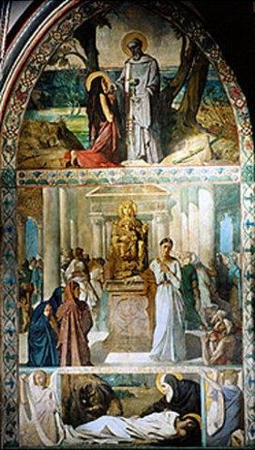 Theodore Chasseriau: Die Geschichte der Maria Ägyptia