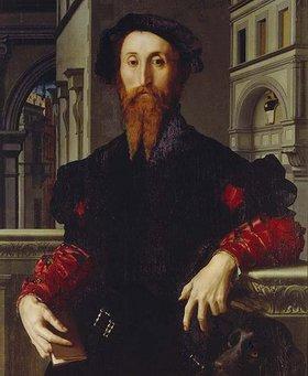Agnolo Bronzino: Bildnis des Bartolomeo Panciatichi