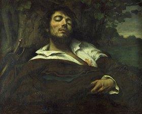 Gustave Courbet: Der verwundete Mann