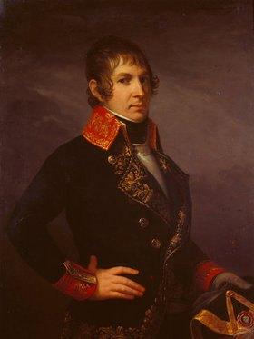 Jacques Louis David: Bildnis des Generals De la Poype