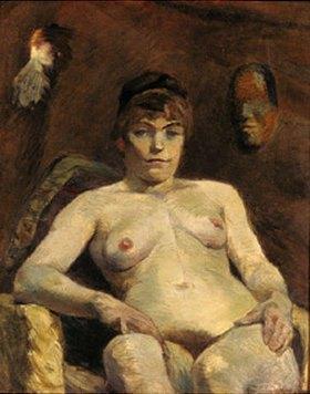 Henri de Toulouse-Lautrec: Die fette Maria, Venus vom Montmatre