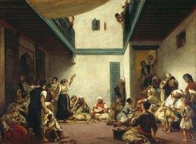 Eugene Delacroix: Jüdische Hochzeit in Marokko