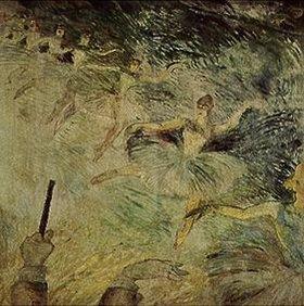 Henri de Toulouse-Lautrec: Ballett
