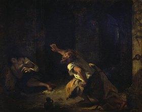 Eugene Delacroix: Der Gefangene von Chillon