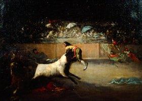 Eugenio Lucas: Die Corrida