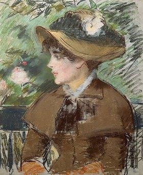 Edouard Manet: Auf der Bank