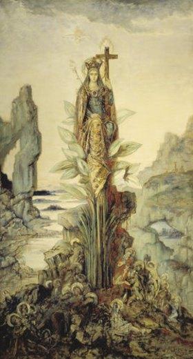 Gustave Moreau: Mystische Pflanze