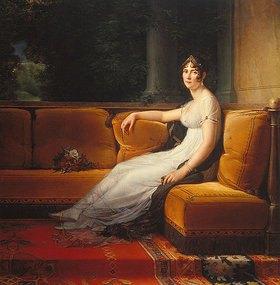 François Pascal Simon Gérard: Josephine, Gemahlin Napoleon Bonapartes