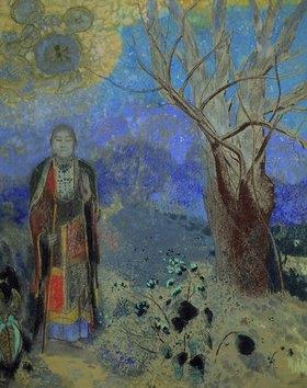 Odilon Redon: Der Buddha